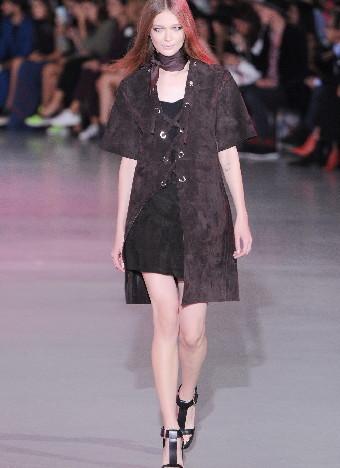 2015春夏[Costume National]米蘭時裝發布會