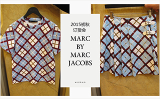 Marc By Marc Jacobs - 2015初秋 訂貨會