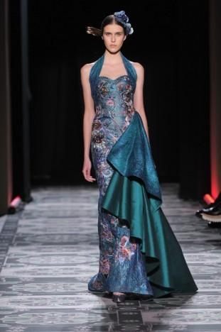 2015春夏高級定制[Laurence Xu]巴黎時裝發布會