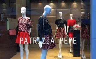 2015春夏Patrizia Pepe零售分析