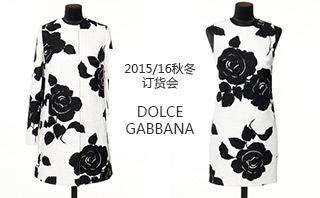 Dolce & Gabbana - 2015/16秋冬 訂貨會
