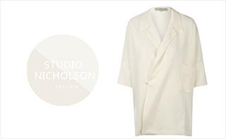Studio Nicholson - 2015初秋
