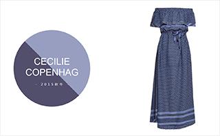 Cecilie Copenhagen - 2015秋冬