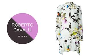 Roberto Cavalli - 2016春游
