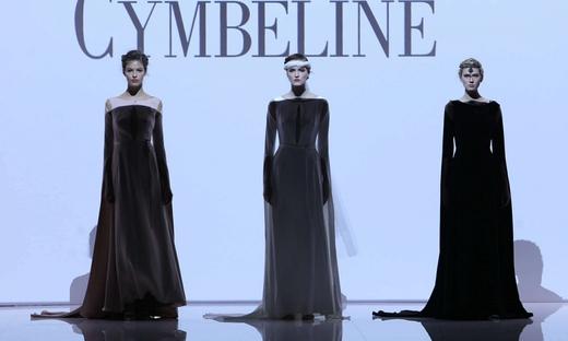 2016秋冬婚纱[Cymbeline Forever]巴塞罗那时装发布会
