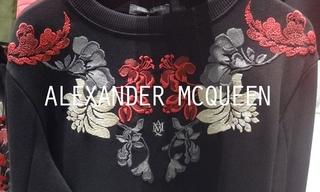 2016春夏Alexander McQueen零售分析
