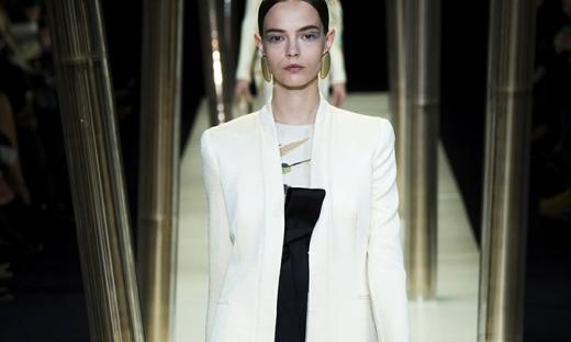 2015春夏高級定制[Giorgio Armani]米蘭時裝發布會