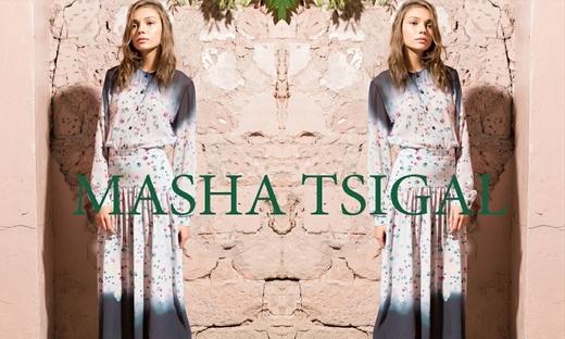 Masha Tsigal - 2015早春