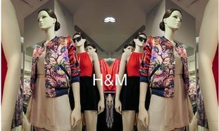 2016春夏H&M(快銷)零售分析