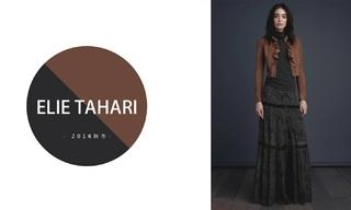 Elie Tahari - 2016秋冬