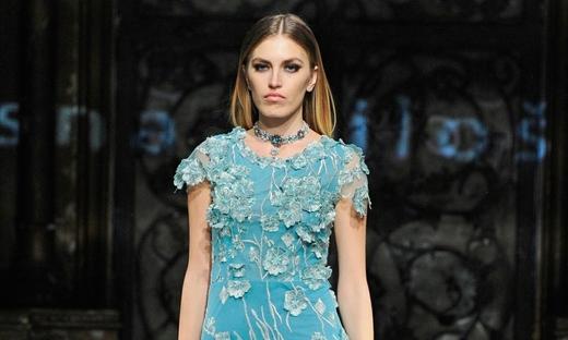 2017春夏婚紗[Vesna Milosevic]紐約時裝發布會