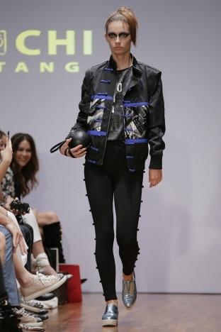 Chi Chi Von Tang 2017春夏