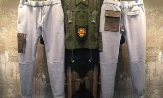 2016秋冬褲子(韓國東大門)零售分析