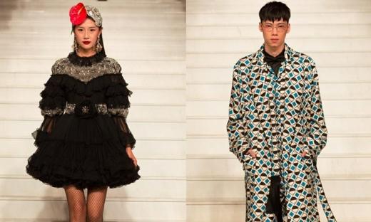 2017春夏高级定制[Dolce &Gabbana Alta Moda]北京时装发布会