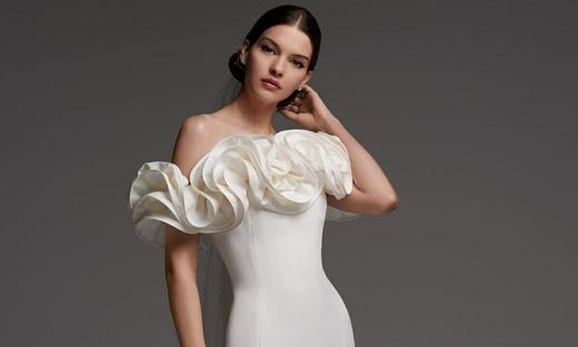 2018秋冬婚紗[Watters]紐約時裝發布會