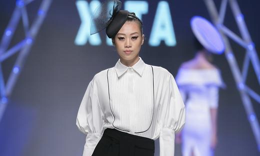 2017/18秋冬[Xita By Katy Nguyen]越南時裝發布會