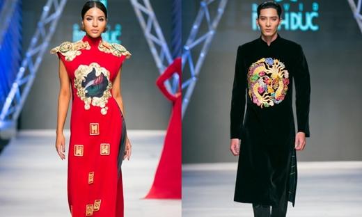 2017/18秋冬[David Minh Duc]越南時裝發布會