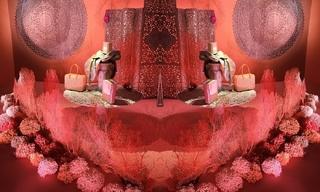 Hermès暢游奇境 - 蕾拉·芒夏麗(Le?la Menchari) 的夢幻世界展覽