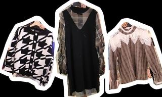 几何图案|连衣裙|蕾丝:韩国东大门初春零售分析