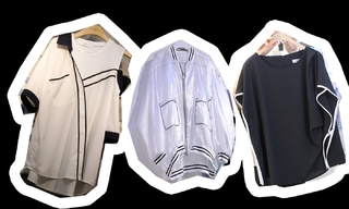 棒球衫|黑白装饰|假两件设计:韩国东大门初春零售分析