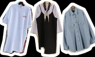 印花T恤|吊带|条纹:韩国东大门初春零售分析