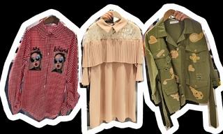 工装夹克|甜美风|图案衬衫:韩国东大门初春零售分析
