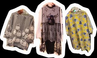 薄纱|条纹|印花:韩国东大门初春零售分析