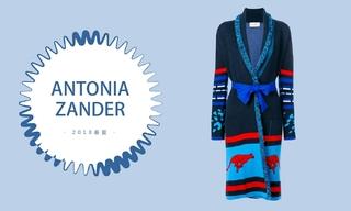 Antonia Zander - 动物总动员(2018春夏)