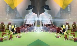 【橱窗】Hermès:戏剧空间&Isetan的新装