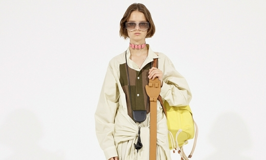 2019春游[Loewe]马德里时装发布会