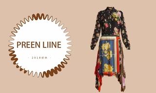 Preen Liine - 失去的浪漫(2018初秋)