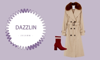 Dazzlin - 嬌俏少女的時尚篇章(2018初秋)