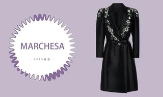 Marchesa - 关于海市蜃楼的遐想(2019春夏 预售款)