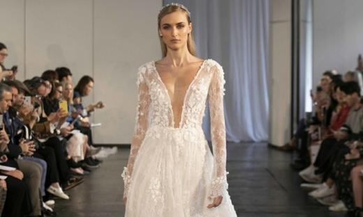 2019秋冬婚紗[Berta]紐約時裝發布會