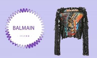 Balmain - 巴黎与埃及相遇(2019春夏预售款)