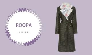 Roopa - 多元文化,共享舞台(2019春夏 预售款)