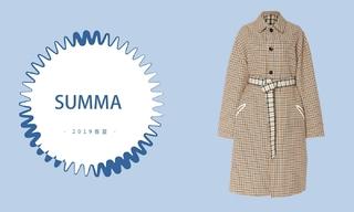 Summa - 梦想的衣橱(2019春夏 预售款)
