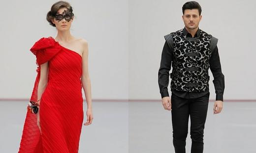 2019春夏婚紗[Imaginative Fashion]馬德里時裝發布會