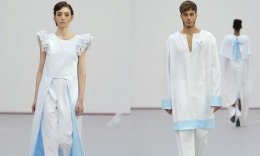 2019春夏婚紗[GMBYJE]馬德里時裝發布會