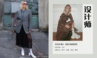 造型更新-Anouki Areshidze