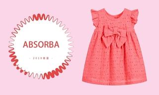 Absorba - 无忧时光(2019春夏)