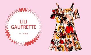 Lili Gaufrette - 守护这份快乐(2019春夏)