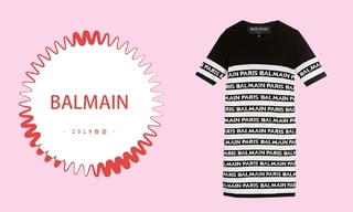 Balmain-摇滚女孩(2019春夏)