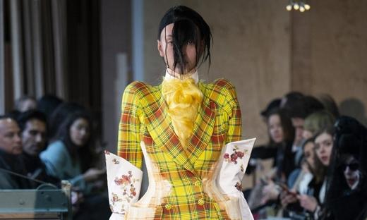 2019春夏高級定制[Aganovich]巴黎時裝發布會