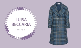 "Luisa Beccaria - 梦幻""情绪者""(2019初秋 预售款)"