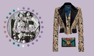 "Dolce & Gabbana - 古典美学""遗产""(2019/20秋冬 预售款)"