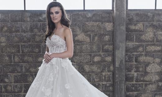 2019秋冬婚紗[Yaniv Persy]紐約時裝發布會