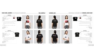 Karl Lagerfeld - 2020春夏订货会