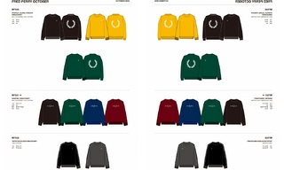 Fred Perry - 2020春夏订货会