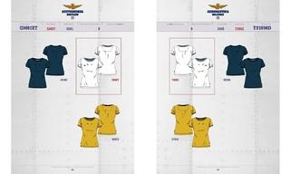 Aeronautica Militare - 2020春夏订货会
